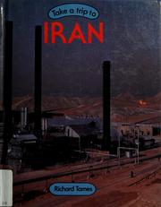 Cover of: Take a trip to Iran | Richard Tames