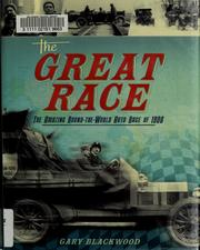 Cover of: The Great Race | Gary L. Blackwood