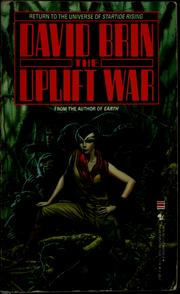 Cover of: The uplift war | David Brin