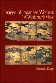 Cover of: Images of Japanese women