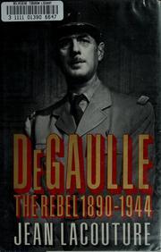 De Gaulle the ruler, 1945-1970