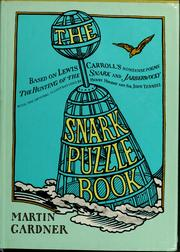 Cover of: The snark puzzle book. | Martin Gardner