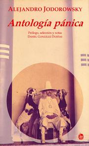 Cover of: Antología pánica
