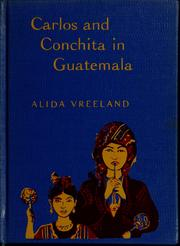 Cover of: Carlos and Conchita in Guatemala | Alida Vreland