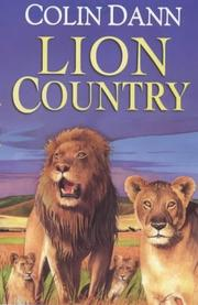 Cover of: Lion Country