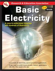 Cover of: Basic electricity