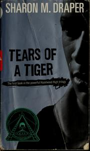 Tears of a tiger (1996 edition) | Open Library