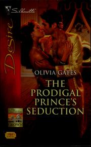 Cover of: The prodigal prince