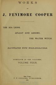 Cover of: Works of J. Fenimore Cooper | James Fenimore Cooper