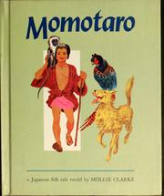 Cover of: Momotaro | Mollie Clarke