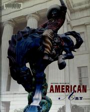 Cover of: National Museum of American Art | National Museum of American Art (U.S.)