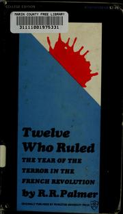 twelve who ruled and robert roswell