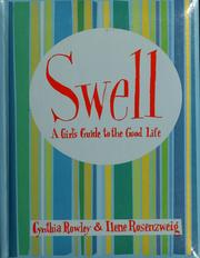 Cover of: Swell | Cynthia Rowley