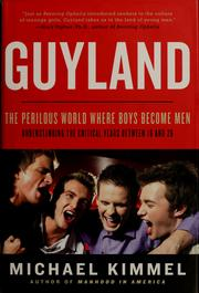 Cover of: Guyland | Michael S. Kimmel