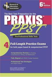 Cover of: PRAXIS I