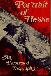 Cover of: Portrait of Hesse by Bernhard Zeller