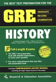 Cover of: Gre in History