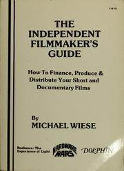 Cover of: The independent filmmaker