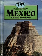 Cover of: Mexico | Amanda Hopkinson