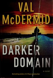Cover of: A darker domain | Val McDermid