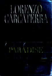 Cover of: Paradise city | Lorenzo Carcaterra