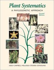 Plant Systematics: A Phylogenetic Approach [With CDROM]