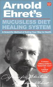 Cover of: Mucusless Diet Healing System