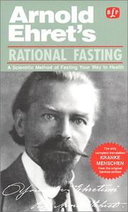 Cover of: Rational Fasting (Ehret's Health Literature)
