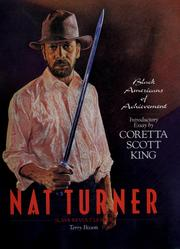 Cover of: Nat Turner | Terry Bisson