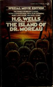 Cover of: The island of Dr. Moreau | H. G. Wells