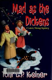 Cover of: Mad as the Dickens | Toni Kelner