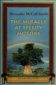 Cover of: The miracle at Speedy Motors