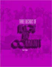 Cover of: Three decades of design and community: history of the Community Development Group
