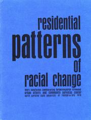 Cover of: Residential livability: [a socio-physical perspective]