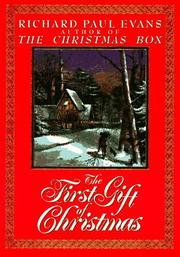 Cover of: The first gift of Christmas