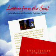 Cover of: Letters from the soul