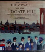 Cover of: The voyage of the Ludgate Hill | Nancy Willard