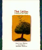 Cover of: The lesson