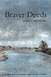 Cover of: Braver deeds