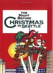 Cover of: The night before Christmas in Seattle | Sue Carabine