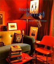 Cover of: House of Belief | Kelee Katillac
