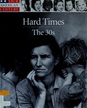 Hard times, the 30s