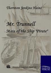 Cover of: Mr. Trunnell |