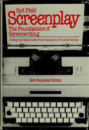 Cover of: Screenplay | Syd Field