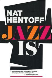 Cover of: Jazz is