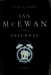 Cover of: Saturday | Ian McEwan
