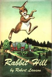 Cover of: Rabbit hill