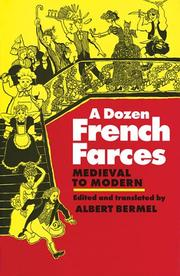 Cover of: A Dozen French Farces
