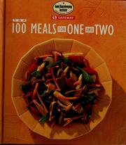 Top 100 meals for one and two