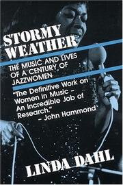 Cover of: Stormy weather